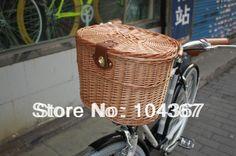 Hot NEW bicicleta salgueiro vime estilo clássico em Cesto para Bicicleta de Esporte e Lazer no AliExpress.com | Alibaba Group