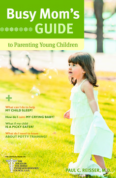 Book review of Busy Mom's Guide to Parenting Young Children | I Choose Joy!