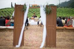 Cerimónia/ Wedding Wedding Ceremony Arch Vintage Door