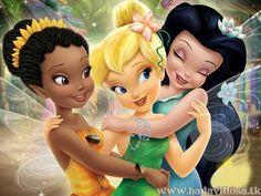 I met my Best Fairy Friends Forever on Pixie Hollow. Miss you guys! Hades Disney, Walt Disney, Disney Fun, Disney Magic, Disney Style, Tinkerbell And Friends, Tinkerbell Fairies, Tinkerbell Disney, Disney Faries