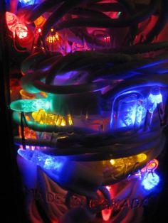 Awesome mason jar disco ball!