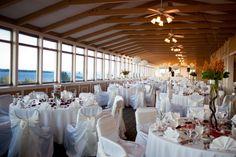 Summit Room Reception at Mission Point Resort on Mackinac Island