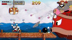 I first learnt of Cuphead, developed by MDHR studio, earlier this year at the Microsoft press conference when it was announced that the company would be supporting a number of indie titles for their platform.