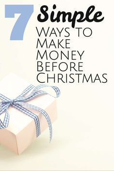 Need to earn some extra money for Christmas? Here are some ways to earn extra money leading up to Christmas | Making Money | Christmas | Earn Extra Money #earnmoney #christmas #makemoney