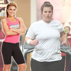 The Biggest Loser - Season 14 - Danni is a huge inspiration!
