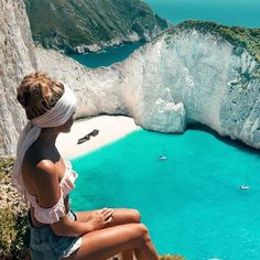my dreams look something like this... #zakynthos #greece
