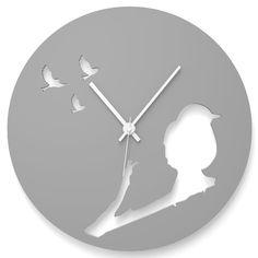 Wall Clock by Wandkings
