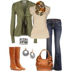 """Colors of Fall"" by smores1165 on Polyvore"
