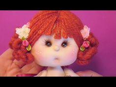 peinado para muñecas , facil y precioso, os dejo el enlace de mi tienda online tengo cositas muy lindas , kits de muñecas, cursos, complementos http://manual...
