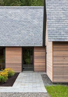Marlboro Music Cottages by HGA Architects , Marlboro, Vermont   DesignRulz.com
