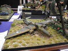 Unknown 1/35 Scale Model Diorama
