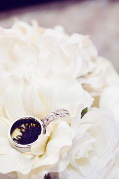 Beautiful wedding rings! Photo by Angela. #MinneapolisWeddingPhotographer