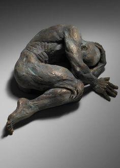Artist Matteo Pugliese Genesi cm 52x35x19 Bronze - 2005 Edition 7+3 http://www.matteopugliese.com/en/sculptures-and-artwork/itemlist/category/13-2005-2008.html