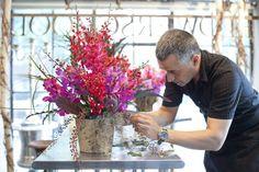 Felipe Sastre, via Flower School New York Blog, 20110823