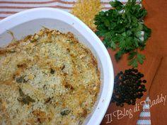 Il Tortino di Neonata è un gustoso piatto realizzato con la neonata, chiamata anche bianchetti o novellame di pesce azzurro; sono..