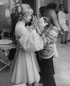 Debbie Reynolds and Carrie Fisher RIP