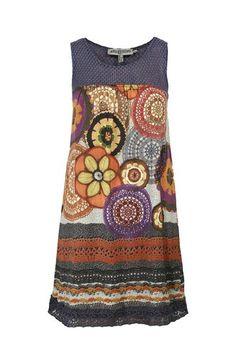 Short printed dress Printed Shorts, Dress Me Up, Summer Dresses, Prints, Fashion, Sewing, Summer Sundresses, Moda, Patterned Shorts