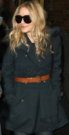love belted jackets
