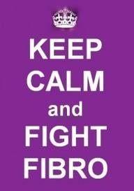 Fight fibromyalgia!