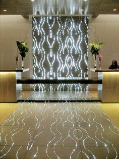 Fairmont Hotel & Spa by lighting designer Brian Orter