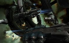 EVE Online: Crucible wallpaper for mac, Lowden Nail 2016-04-10