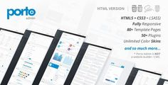 ThemeForest - Porto – Responsive Drupal 7 Theme Free Download