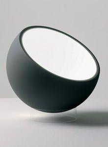 Prandina Biluna F70 Modern Floor Lamp In Matt Black