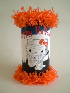 Hello-ween Candy Bag