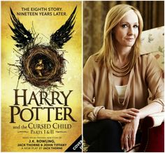 J K Rowling - The Cursed Child