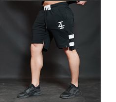 977347155ac460 High Quality Fashion Casual Men Summer Gyms Health Fitness Shorts 2017  Brand Fitness Clothing - Stylish Fitness Wear For Women And Men At Discount  Prices