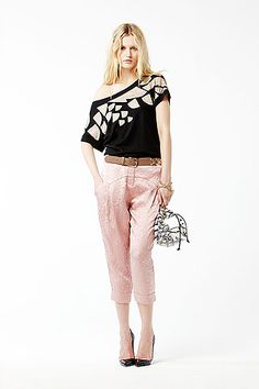 Temperley London Resort 2011 Collection Slideshow on Style.com