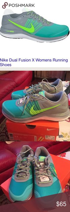 Nike dual fusion running shouse The new nice 👍 comfort Nike Shoes Athletic Shoes