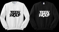 teen wolf Sweatshirt Unisex