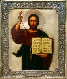 Duša moja tuguje do suza: žao mi je ljudi koji ne znaju sladost svetog umilenja. Moja duša silno želi da milost Gospodnja bude na svima, da bi sva vaseljena, svi ljudi, znali kako nas silno ljubi Gospod, kao dragu decu. Religious Images, Religious Art, Russian Icons, Orthodox Icons, Jesus Christ, Mona Lisa, Antiques, Artwork, Painting