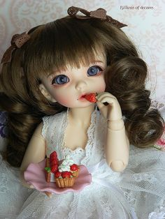 A doll called Briney would be a welcome addition to any little girls playtime.