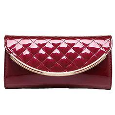 Minibee Women's Evening Handbag Long Chain Purse Bag Red Minibee http://www.amazon.com/dp/B00XBEG8YO/ref=cm_sw_r_pi_dp_Ht4Gvb10YDJFJ