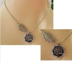 Silver Celtic Tree of Life Pendant Necklace Jewelry Handmade NEW Adjustable #handmade http://www.ebay.com/itm/-/161771332813?