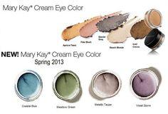 New Eye Cream Colors!!!