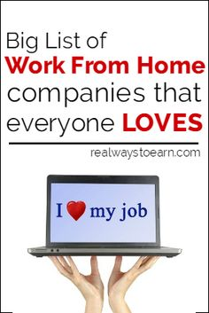Are you wondering what are the BEST work at home companies to apply with? This post may give you some guidance. I've done extensive research to see which companies, overall, have the best reviews from workers.