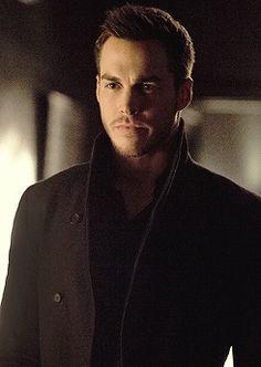 The Vampire Diaries ... Chris Wood as Kai Parker