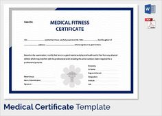 Image result for medical fitness certificate indian pinterest 9 school certificate templates samples examples format college graduate sample resume examples of a good essay introduction dental hygiene cover letter yelopaper