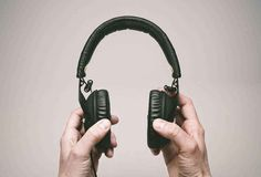 The new Marshall Headphones