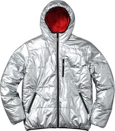 996564f418f4 Supreme Reversible Hooded Puffy Jacket Supreme Clothing