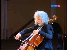 Mischa Maisky: Rachmaninoff & Shostakovich. Concert in Moscow