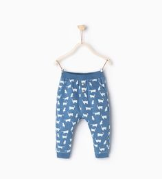 Printed leggings-Collection-Baby girl   3 months-4 years-COLLECTION SS16   ZARA Hungary
