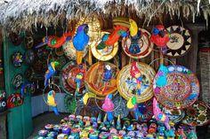 Mayan village | Pueblo Maya    #Xcaret #RivieraMaya #Cancun