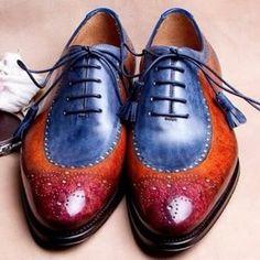 oxfords wingtip brogue men shoes