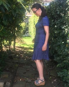 Well today is something a little bit different from me, a review of a pattern.   Back in early June Jennifer Lauren Handmade released t...