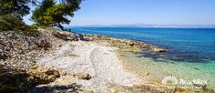 Beach Justitija - Sutivan - Island Brač - Dalmatia - Split - Croatia