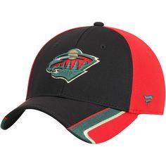 Minnesota Wild Tactical Flex Hat - Black